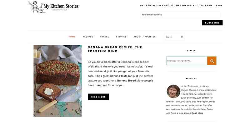 My Kitchen Stories